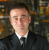 Benan Çetin, Esas Holding Finance Director