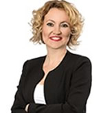 İrem Sabuncu, Esas Properties Corporate Communication and Marketing Manager